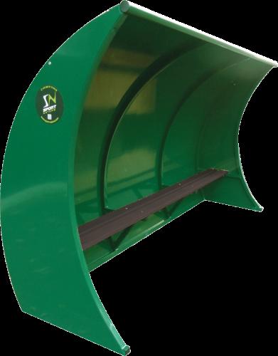 Vert RAL 6005