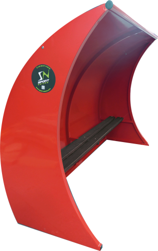 Rouge RAL 3000