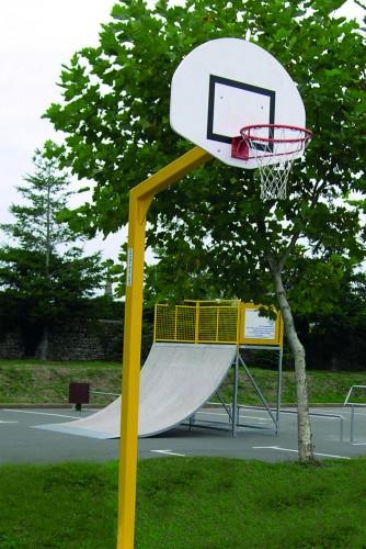 But de basket déport 1.20m