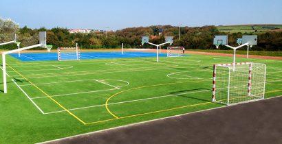 Plateau sportif Wimille