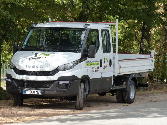 Camion benne Sport Nature