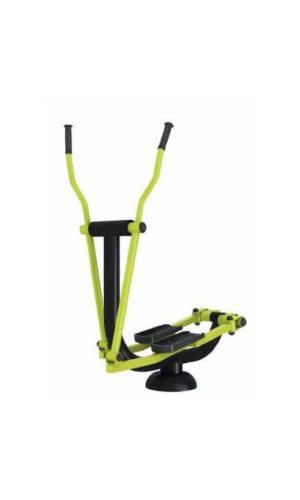 Le vélo elliptique tonifie l'ensemble du corps